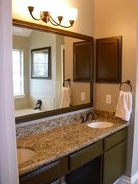 Large Bathroom Mirror Ideas Bathroom Cabinets New Bathroom Mirrors Ideas With Vanity