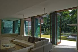 villa open floor plan idea for elegant home interior project