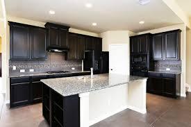 Espresso Kitchen Cabinets Kitchen Espresso Kitchen Cabinets Cabinet Colors Black Liances