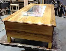 Custom Coffee Table by Whitehead Woodworks Custom Handcrafted Wood Creations