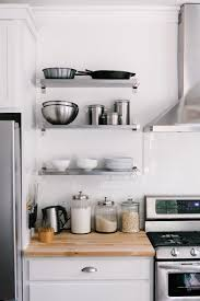 kitchen shelf how to style your kitchen shelves coco kelley