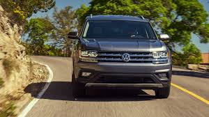 atlas volkswagen white vw atlas 2017 review by car magazine