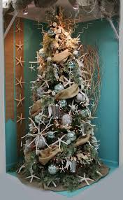 Christmas Tree Decorating Ideas 30 Brilliant Coastal Chic Christmas Tree Decorating Ideas