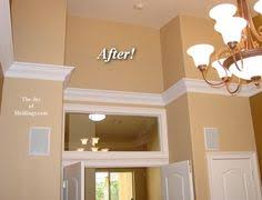 Crown Moulding On Vaulted Ceiling by Crown Molding On Vaulted Ceiling House Renovation Ideas