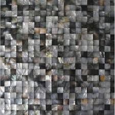 seashell mosaic seamless of pearl tiles for backsplash in