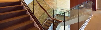 Glass Stair Banister New Glass Tech