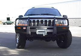 mail jeep custom aftermarket hood brushguard combos jeepforum com