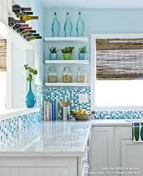Blue Kitchen Decorating Ideas Light Blue Kitchen Decor Kitchen And Decor