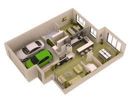 modern home layouts 3d home designs colored 3d home design plans 3d house plans home