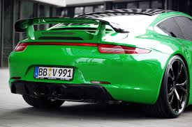 porsche spoiler techart rear spoiler 2 991 carrera