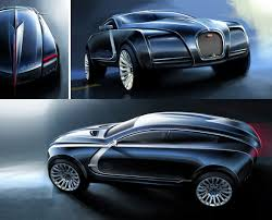 bugatti suv bugatti grand colombier on behance