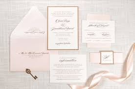silver and white invitations blush and ivory wedding invitations save the dates thank you