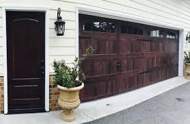 clopay wood garage doors clopay door with windows garage repair service in cost of 16x7