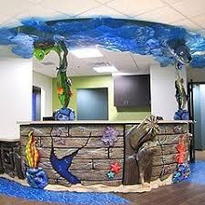 themed office decor 9 best pediatric office decor ideas images on