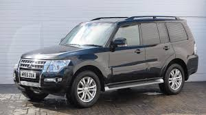 mitsubishi shogun 2017 used mitsubishi shogun pajero cars for sale with pistonheads