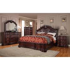 Iron Bedroom Furniture Avalon Furniture Lavon Lake Bed Hayneedle