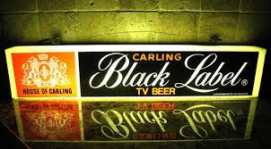vintage lighted beer signs e store beer signs