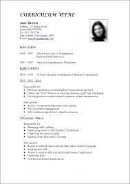 What Is A Resume For Jobs by Download What Is A Cv Resume Haadyaooverbayresort Com