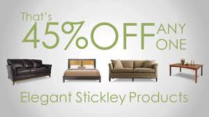 home interiors stickley labor day sale youtube