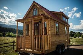 tiny cabin on wheels 7 awesome log cabins on wheels log cabin hub