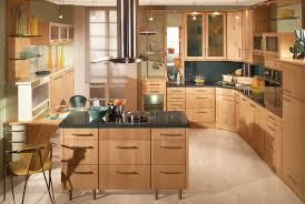 fresh u shaped kitchen designs with breakfast bar 5655