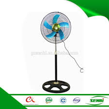 Pedestal Fan With Metal Blades 16 Inch 18 Inch 220v Powerful High Speed Motor Stand Pedestal Fan