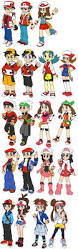 110 best pokemon trainers images on pinterest pokemon stuff
