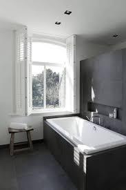 bathroom paint ideas gray bathroom go big wall mirror stainless steel towels bars grey