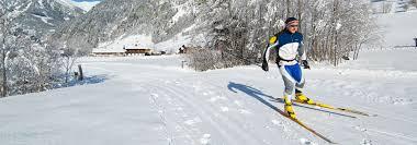 cross country skiing grossarltal tourist office
