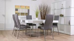 Square Dining Room Tables For 8 Home Design Best 30 8 Seater Square Dining Table Array Decorate