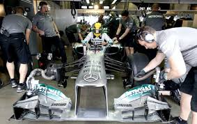 mercedes f1 team f1 mercedes with solid friday practice runs for german gp