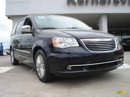 2011 blackberry pearl chrysler town u0026 country limited 48387699