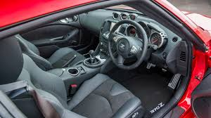 nissan roadster interior nissan 370z gt 2017 review by car magazine
