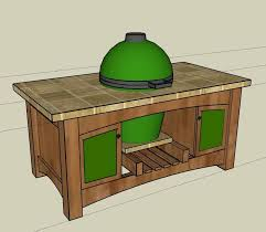 xl big green egg table plans pdf big green egg table design plans build a chess board woodplans