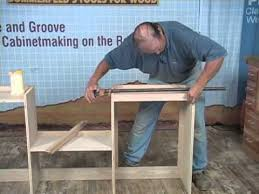 Kitchen Cabinets Made Easy Sommerfeld S Tools For Wood Cabinetmaking Made Easy With Marc
