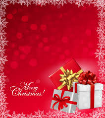 christmas background vector graphic free vector graphics all