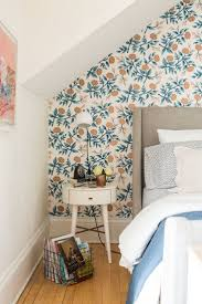 Blue And White Bedroom Wallpaper The 25 Best Bedroom Wallpaper Ideas On Pinterest Tree Wallpaper
