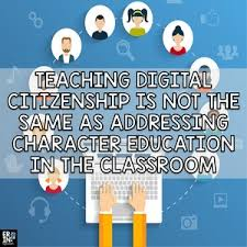 teaching digital citizenship all year in the classroom erintegration