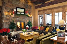 living room elegant living room christmas decoration white and