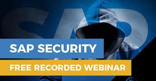 Webinar Meme - recorded webinar detect vulnerabilities in your sap abap