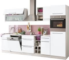 Kueche Kaufen Mit Elektrogeraeten Küchenzeile Held Möbel Avignon Mit E Geräten Breite 300 Cm