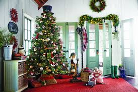 Home And Garden Christmas Decorating Ideas by Deck The Halls Inspiring Ideas For Festival Holiday Decor Home