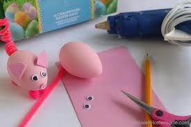 Easter Egg Decorating Animals easter egg crafts for kids hoosier homemade