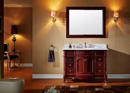 Cherry Vanity Ideas Design For Cherry Bathroom Vanity 9978
