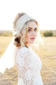 counrty wedding hairstyles for 2015 boho tulle wedding hair band image 412085 polka dot bride