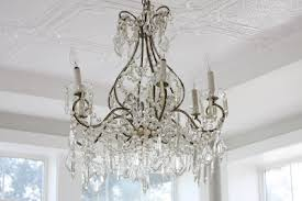 French Wire Chandelier French Chandelier Magnus Loft Iron Mesh 6 Light Chandelier Kathy