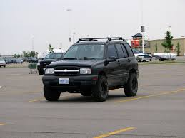 chevy tracker convertible chevrolet tracker lifted wow a lifted tracker hmmm i u2026 flickr