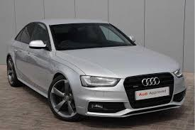 used audi a4 black edition 2014 cars for sale motors co uk