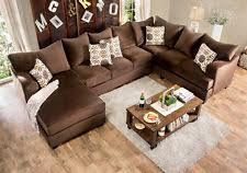 Sectional Sofas U Shaped U Shaped Sectional Sofas Loveseats Chaises Ebay