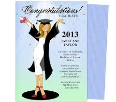 college graduation invitation templates college graduation